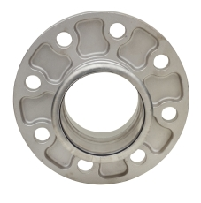 54 mm TURBO Inox overgangsflange