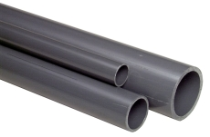 40 x 1,9 mm PVC-rør TN10 5 meter