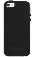 OtterBox Symmetry cover til iPhone 5/5S7SE, sort