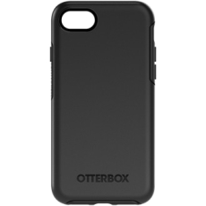 OtterBox Symmetry cover til iPhone 7, sort