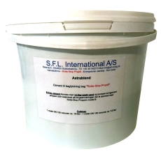 SFL Astrablend bagfyld-cement, 6 kg spand