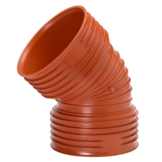 560MM 45GR. DOUBLE BØJN. U/GI