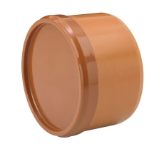 Uponor 400 mm PVC-kloakprop