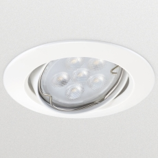 Downlight Zadora LED RS049B LED-40-MS 4,3W 840 GU10 hvid