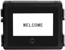 ABB-Welcome Display m/kortlæser 1M M251021CR-02