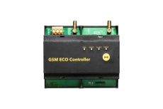 Glamox Comfort GSM controller DIN