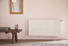 "Stelrad Compact All In Radiator 4x1/2"" ABCD Type 33 H400 x L"