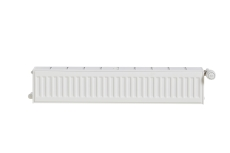 "Stelrad Compact All In Plinth Radiator 4x1/2"" T22 H200 x L16"