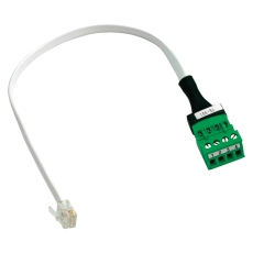 Bus-wire adapter, RJ12
