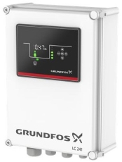 Grundfos LC 241 universal styring, 400 V, 1-5 A, 1 pumpe