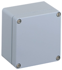 Montagebox AL 1212-8, 122 x 120 x 81 mm, IP66