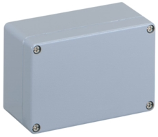 Montagebox AL 1308-6, 125 x 80 x 57 mm, IP66
