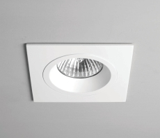 Downlight Astro 5640 Taro Square Fixed, GU10, hvid