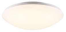 Plafond Ask LED Ø41 2560 lumen hvid IP44