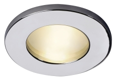 DOLIX OUT MR16 ROUND downlight , krom, maks. 35W