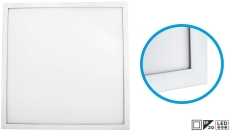 Fulton LED Panel prismatisk 30W 830, 3300 lumen, 595x595 mm