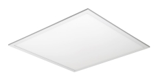 Fulton2 LED Panel opal 30W 830, 3450 lumen, On/Off, 595x595