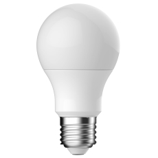 LED E27 A60 9,2W, 2-step, frost
