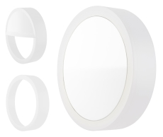 Væg-/Loftarmatur Surface Outdoor Sensor 10W 3000K 800 lm hvi