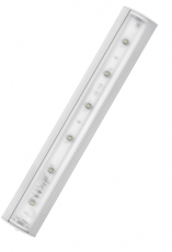 Armatur SLIM SHAPE LED 13W 830 630 Lumen ALU