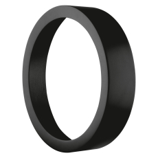 Væg-/Loftarmatur Surface Outdoor ring 250 (10W) sort