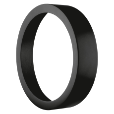 Væg-/Loftarmatur Surface Outdoor ring 300 (15W) sort