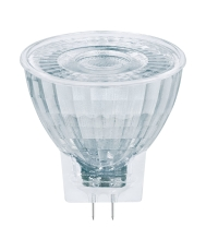 LED Superstar MR11 3,2W 827, 184 lm, GU4, 36°, dæmpbar, blis