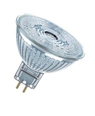 Parathom LED MR16 8W 827, 621 lumen, GU5,3 36°