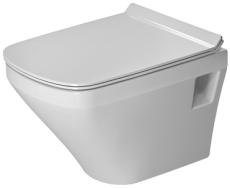Durastyle compact vægtoilet, bolteafstand 18 cm