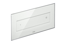 Visign for style12 glas, hvid