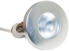 Downlight Viola 350mA 2W LED 827 børstet alu