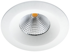 Downlight Uniled Isosafe LED 7W 3000K, hvid