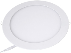 Downlight Lucette Slim LED 24W 3000K 2208 lumen, Ø300, mat h