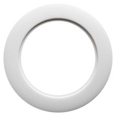 Rehab ring Ø133 mm mat-hvid (Junistar, Jupiter, Polar, Unile