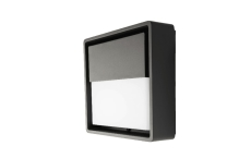 Væg Frame Square Wall LED 6W 3000K, grafit