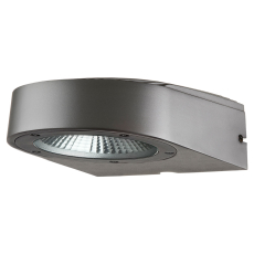Vægarmatur Fevik 2000 LED 19W 3000K grafit IP65