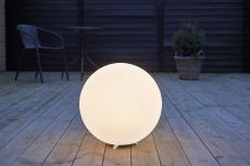Armatur Moon Midi Ø400 LED 6W 2700K, IP65
