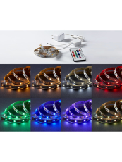Strip Led Rgb/Cct - 2,0 Meter - 60 Led Pr. Meter