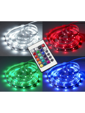 Led Strip Gamer Rgb 5 Meter