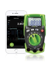 Multimeter  Elma 6100BT IP65 sand RMS med bluetooth