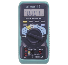 MULTIMETER DIGITAL ELMA 115