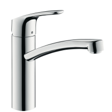 Hansgrohe Focus køkkenarmatur, steel optik