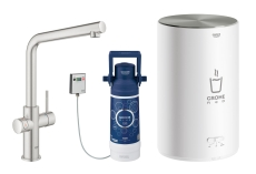 GROHE Red Duo Armatur L-tud og kedel, M-size