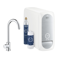 GROHE Blue Home Mono armatur med filter function, C-tud