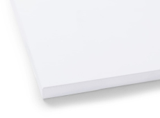Bordplade 120x45 Blanco Zeus Extreme center