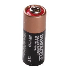 Duracell batteri, SECURITY 8LR23, 12 V, 2 stk.