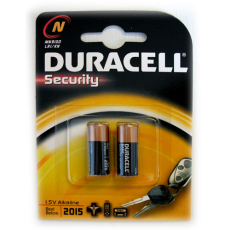Duracell batteri, SECURITY MN9100, 2 stk.
