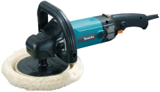 Makita polermaskine 9237CB, 180 mm, 1200 W