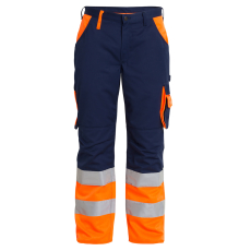 FE Engel EN 20471 marine/orange buks, klasse 1, str. 96
