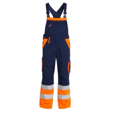 FE Engel EN 20471 marine/orange overall, klasse 1, str. 108